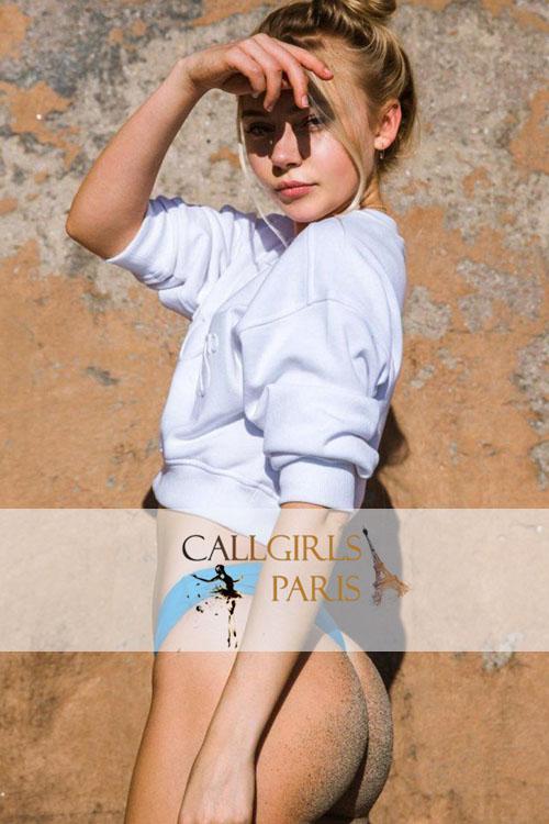 Skinny Teen Callgirl Paris