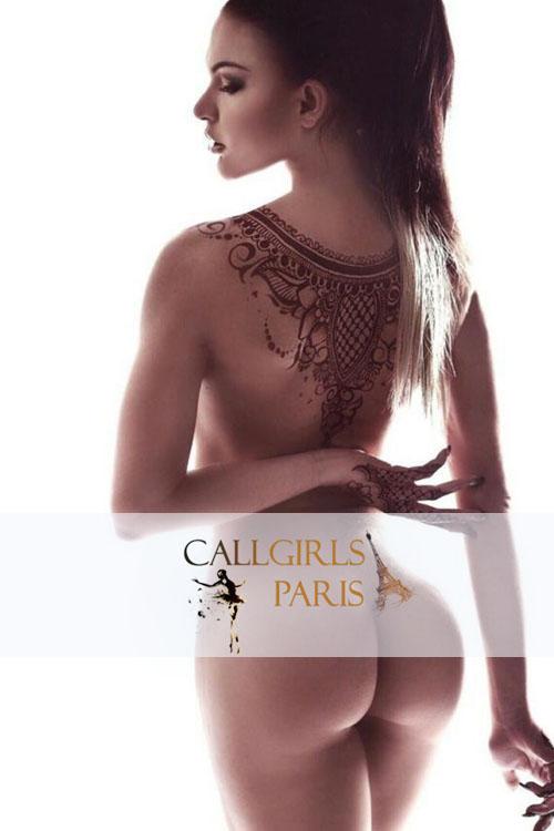 Submissive Callgirl Paris